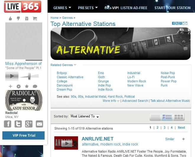 Best Internet Radio Stations For Free Enjoying Radio Shows