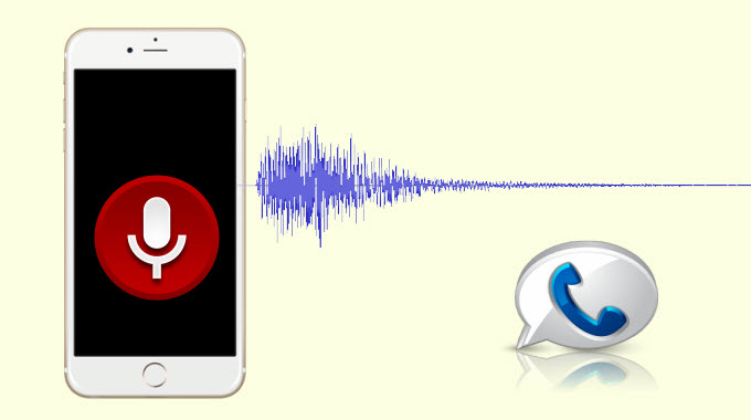 iphone voice record