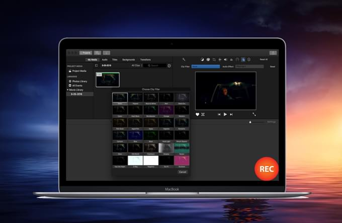 how to change your voice on imovie