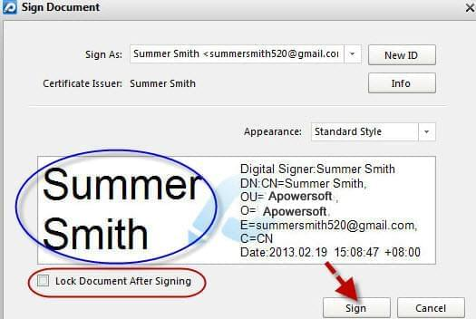 Three methods to addinsert a signature to pdf document add signature with pdf editor ccuart Images