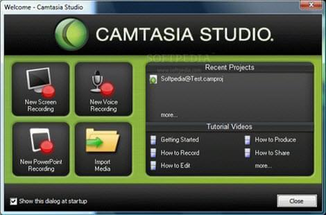 camtasia video capture