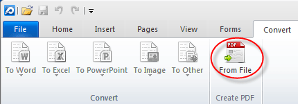 convert multiple images to a single PDF