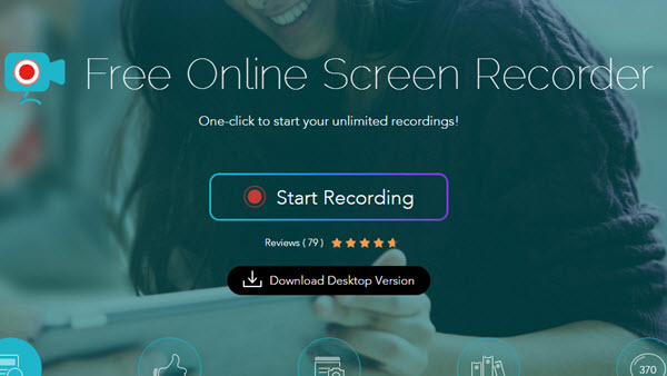 record windows 8 screen online