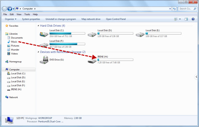 Reliable ways to download music to usb transfer music to usb ccuart Image collections