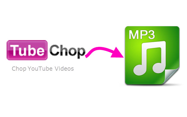 tubechop to mp3