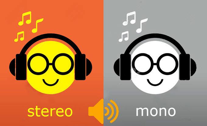 Làm thế nào để chuyển đổi stereo thành mono? Stereo-5